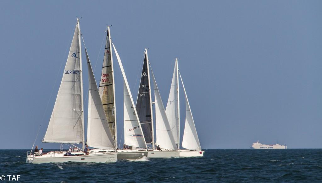 """Thomas Anders - """"Dieses Kopf-an-Kopf-Rennen vor der Küste Rügens hat fast eine halbe Stunde gedauert."""""""
