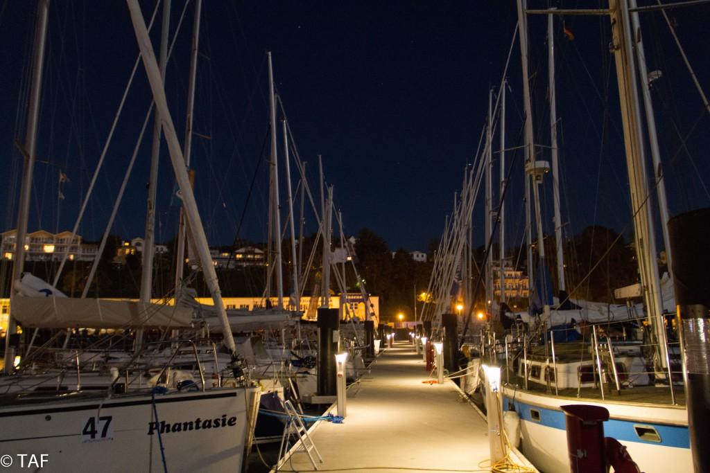 """Thomas Anders - """"Nachtruhe in der Marina von Saßnitz."""""""