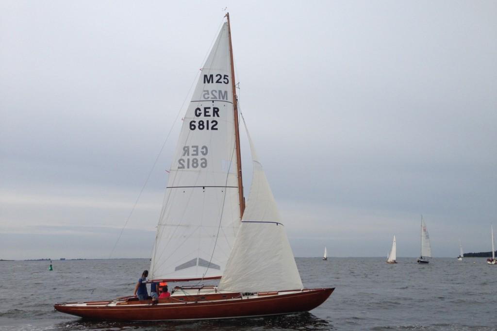 Mañana, wird 2. in YS2 und gewinnt nebenbei auch die ORC-Wertung.