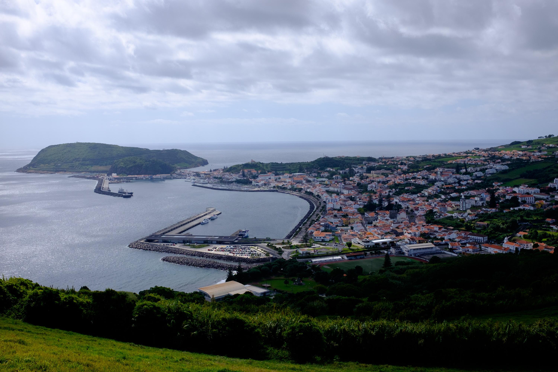 Eine Woche Vorbereitung auf den Azoren.
